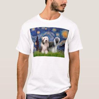 Beardie Pair 1 - Starry Night T-Shirt