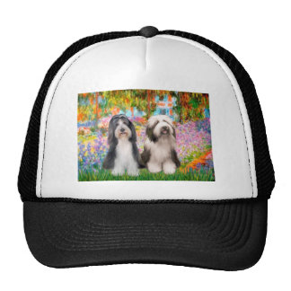 Beardie Pair 2 - Garden Trucker Hat