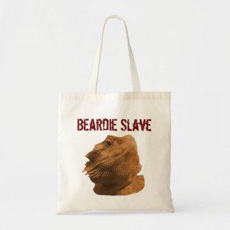 Beardie Slave Tote Bag