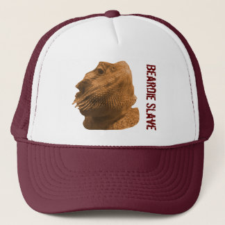 Beardie Slave Trucker Hat
