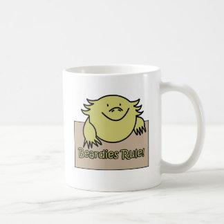 Beardies Rule! Coffee Mug