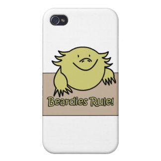 Beardies Rule! iPhone 4/4S Cases
