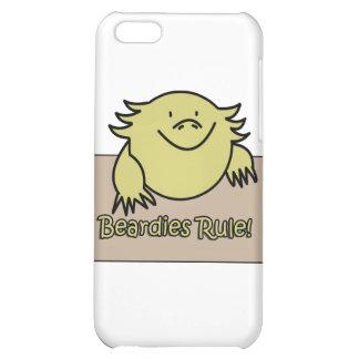 Beardies Rule! iPhone 5C Cases