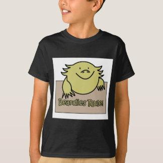 Beardies Rule! T-Shirt