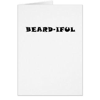 Beardiful Card