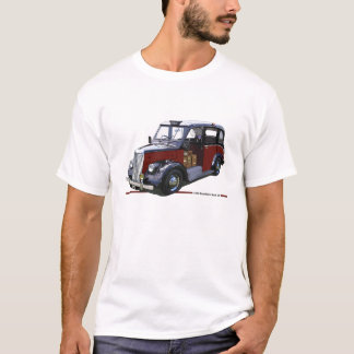Beardmore MkII Taxi T-Shirt
