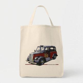 Beardmore MkII Taxi Tote Bags