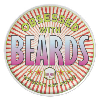 Beards Obsessed R Plates
