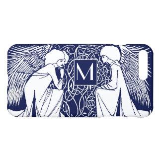 Beardsley Angels Monogram iPhone 7 Case