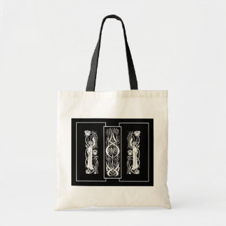 Beardsley Angels Tote Bag