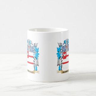 Beardsley Coat of Arms Coffee Mug
