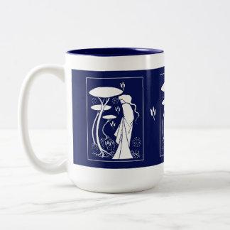 Beardsley Sorceress leFay Mug