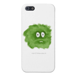 Beardy Critter Green Covers For iPhone 5
