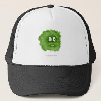 Beardy Critter Green Trucker Hat
