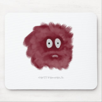 Beardy Critter Mouse Pad