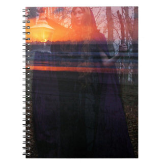 BEARER OF EVENING'S LIGHT NOTEBOOK