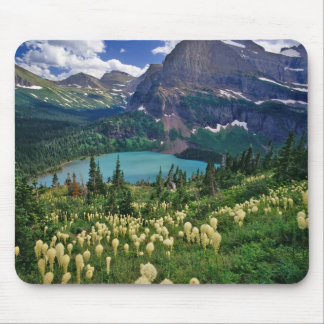 Beargrass above Grinnell Lake in the Many Mouse Pad