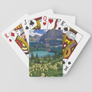 Beargrass above Grinnell Lake in the Many Poker Deck