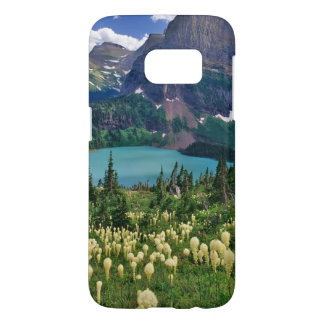 Beargrass above Grinnell Lake Samsung Galaxy S7 Case