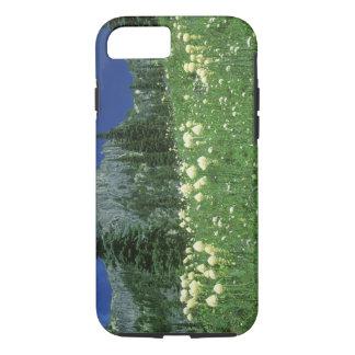 Beargrass at Eunice Lake, Mt. Rainier NP, WA, iPhone 7 Case