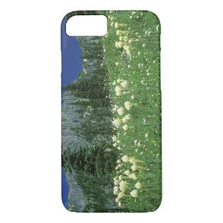 Beargrass at Eunice Lake, Mt. Rainier NP, WA, iPhone 8/7 Case
