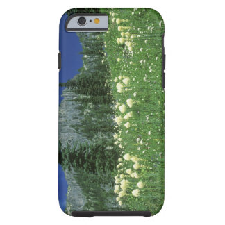 Beargrass at Eunice Lake, Mt. Rainier NP, WA, Tough iPhone 6 Case