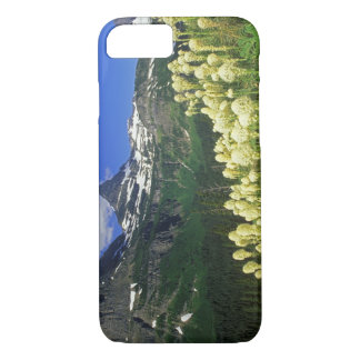 Beargrass at Logan Pass in Glacier National Park iPhone 8/7 Case