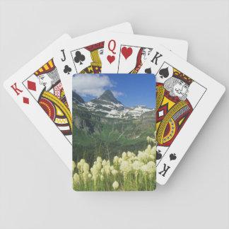 Beargrass near Logan Pass in Gacier National Playing Cards