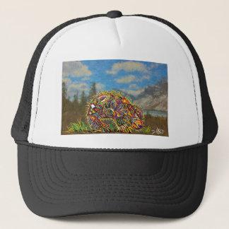bearhainting west trucker hat