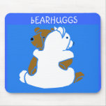 """bEARHUGGS "" Tapetes De Ratones"
