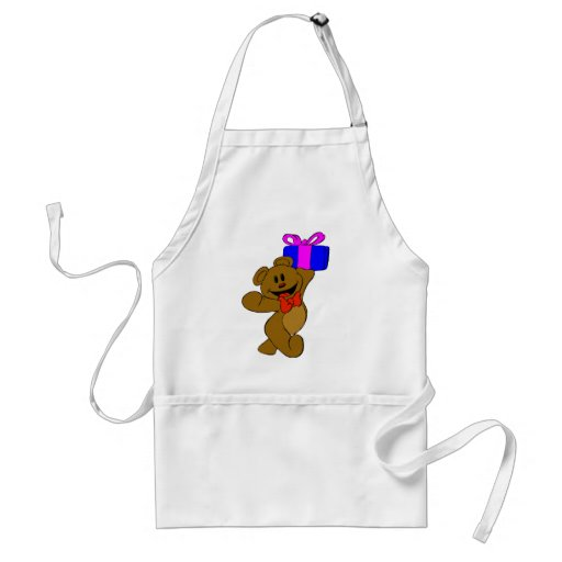 Bearing Gifts Adult Apron