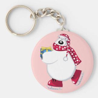 Bearing Gifts Keychain