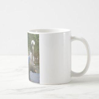 Bearish Classic White Coffee Mug
