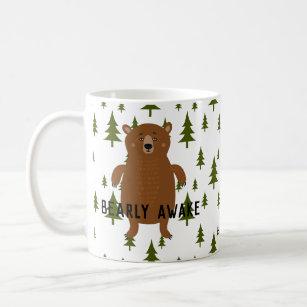 Bearly Awake Funny Coffee Mug