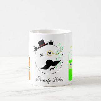 Bearly calma la taza de 11 onzas (el logotipo