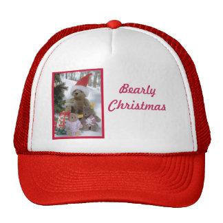 Bearly Christmas Trucker Hat