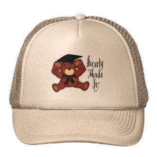 Bearly Made It Teddy Bear Trucker Hat