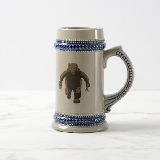 Bearman! Beer Stein