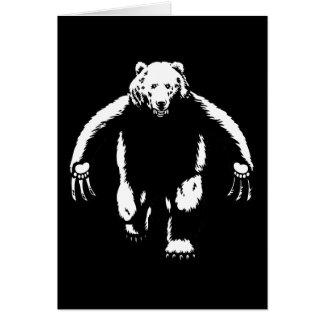 Bearman! Card
