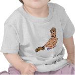Bearman experimental camiseta