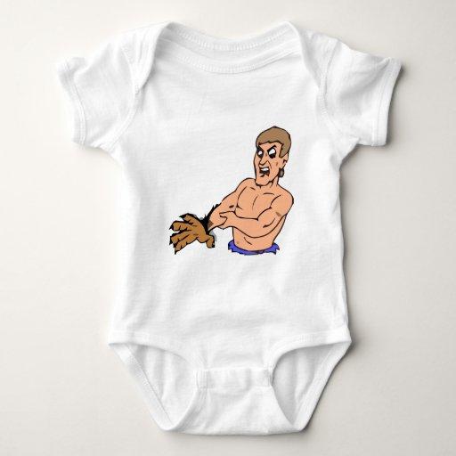 Bearman experimental mameluco de bebé