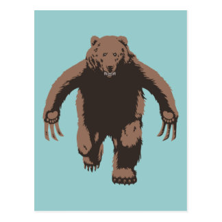 Bearman! Postcard