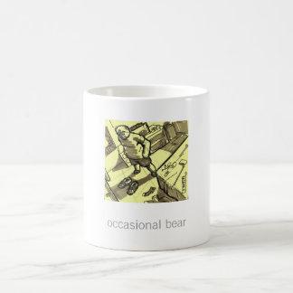 bearmug1 classic white coffee mug