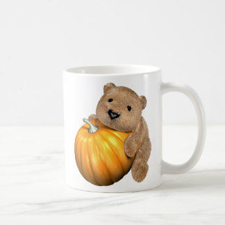 BearPumpkin Coffee Mug