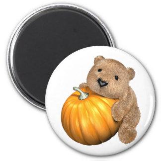 BearPumpkin Magnet