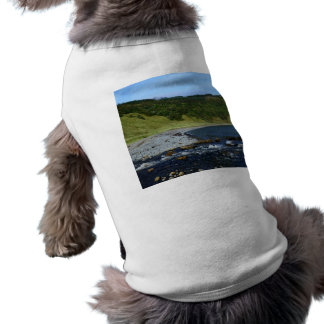 Bearreraig Bay on Skye Dog T-shirt