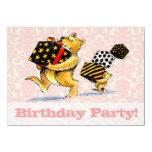 Bears 2nd Birthday Party Custom Invites