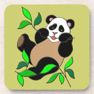 Bears Among the Leaves Coaster