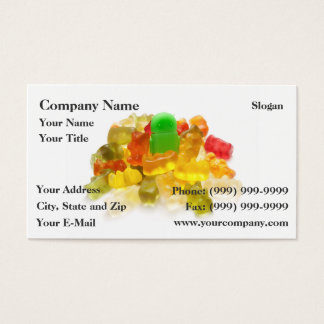 Bears and Android Business Card