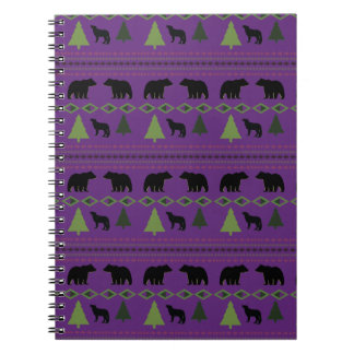 Bears and Wolves Notebook